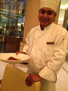 Chef Vivek