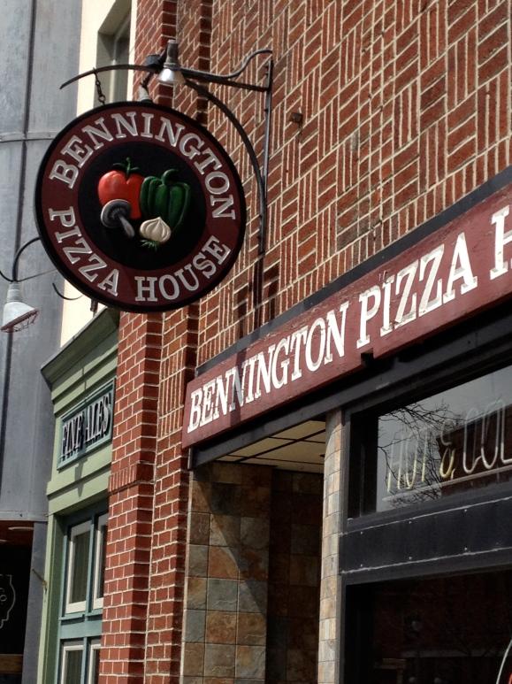 Bennington Pizza - NH