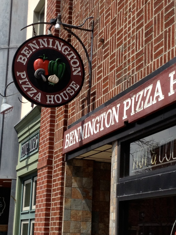 Bennington Pizza - NH