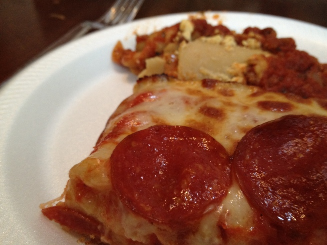 Ohio Sicilian PIzza