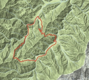 Big Fork Ridge Track