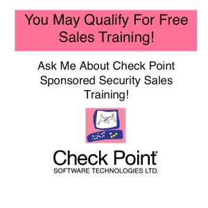 Check Point Training Ad